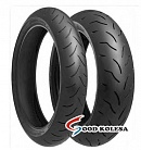 Bridgestone Battlax BT-016 160/60 ZR17 69W TL Rear